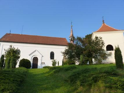 FOTKA - kostel sv. Jana Křtitele ve Všejanech
