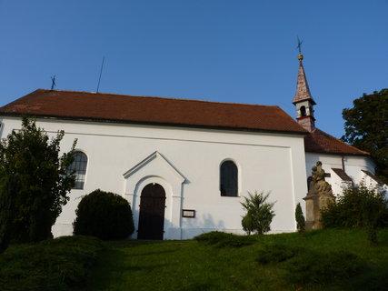 FOTKA - kostel  ve Všejanech