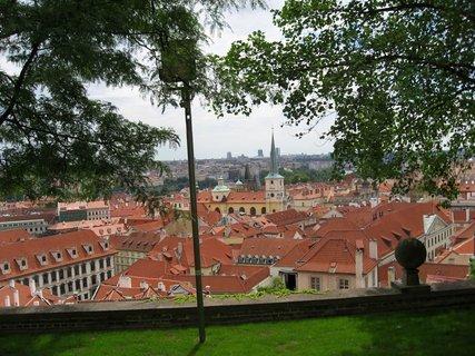 FOTKA - z Jižních zahrad Pražského hradu 37