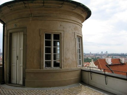 FOTKA - Vyhlídková terasa - Zámecké schody  41