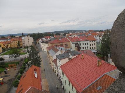 FOTKA - Jihlava z věže 2