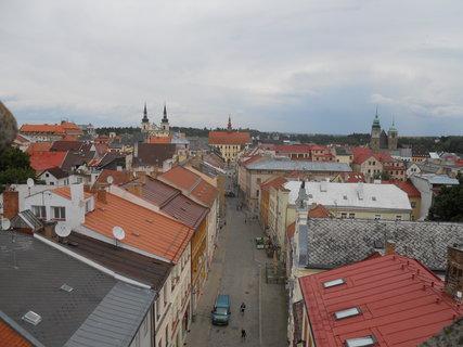 FOTKA - Jihlava z věže 4