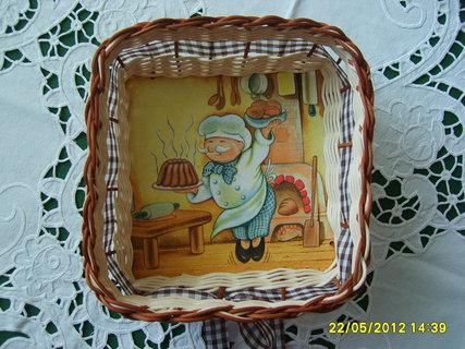 FOTKA - košík kuchtík