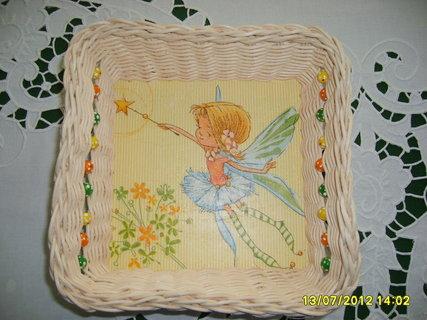 FOTKA - košíček pro malou princeznu