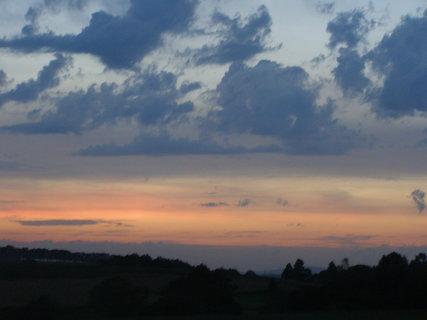 FOTKA - večerní cesta,. .,