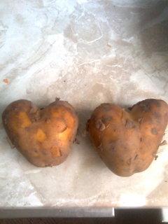 FOTKA - Brambory - srdce