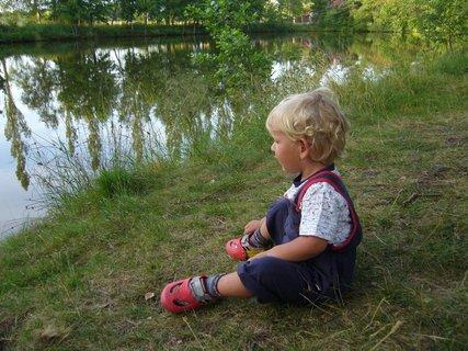 FOTKA - Zátiší u rybníka
