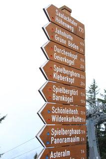 FOTKA - Rodinné putování ze Saalbach Hinterglemm do Leogangu 3