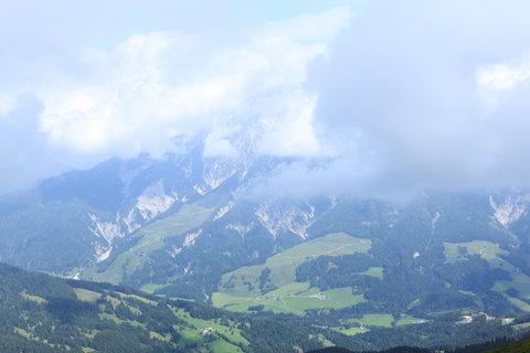 FOTKA - Rodinné putování ze Saalbach Hinterglemm do Leogangu 21