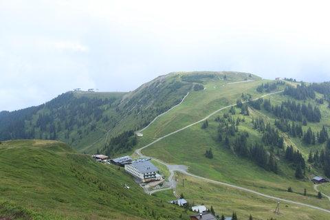 FOTKA - Rodinné putování ze Saalbach Hinterglemm do Leogangu 22