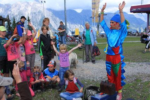 FOTKA - Rodinné putování ze Saalbach Hinterglemm do Leogangu 49