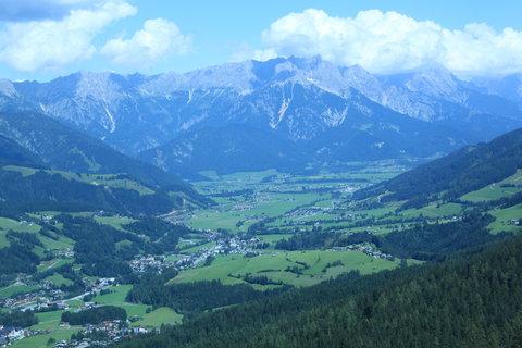 FOTKA - Rodinné putování ze Saalbach Hinterglemm do Leogangu 52