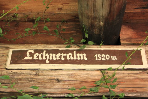 FOTKA - Túra na Lechneralm (Maria Alm) 20