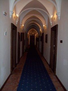 FOTKA - chodba hotelu