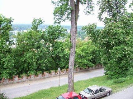 FOTKA - pohled z okna hotelu