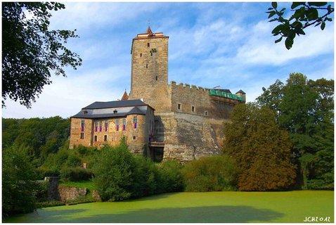 FOTKA - hrad Kost