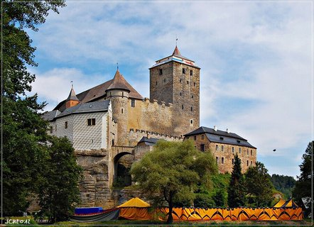 FOTKA - hrad Kost  2