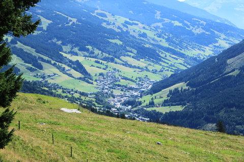 FOTKA - Výlet na Reiterkogel v Hinterglemmu 10