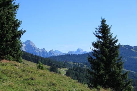 FOTKA - Výlet na Reiterkogel v Hinterglemmu 11