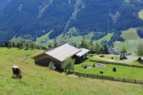 FOTKA - Výlet na Reiterkogel v Hinterglemmu 18