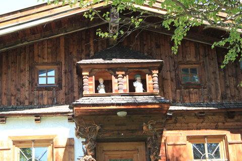 FOTKA - Výlet na Reiterkogel v Hinterglemmu 21
