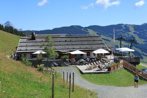 FOTKA - Výlet na Reiterkogel v Hinterglemmu 23