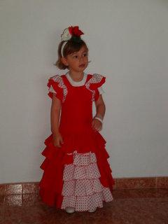 FOTKA - malá španělka