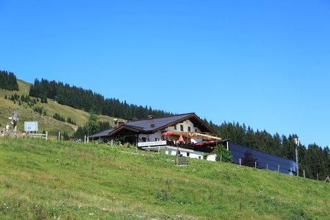 FOTKA - Výlet na Reiterkogel v Hinterglemmu 55