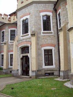 FOTKA - Areál hotelu Hluboká.