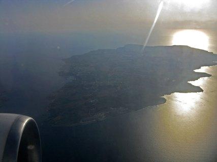 FOTKA - ostrov Gozo u Malty při  západu slunce