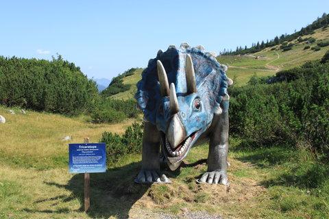 FOTKA - Triassic Park - Steinplatte Waidring 30