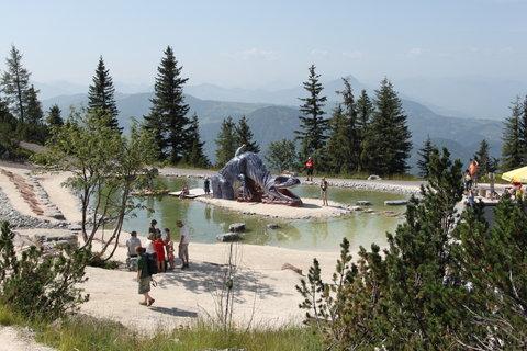 FOTKA - Triassic Park - Steinplatte Waidring 34