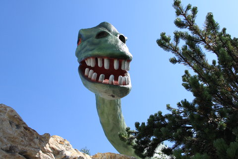 FOTKA - Triassic Park - Steinplatte Waidring 40