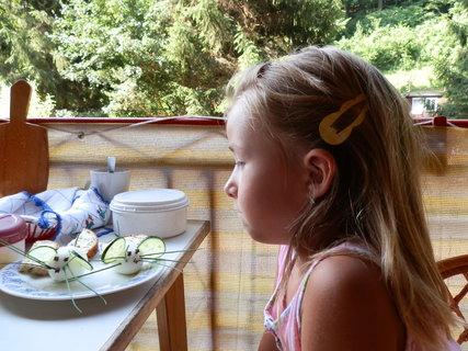 FOTKA - vajíčkové myšky pre vnučku
