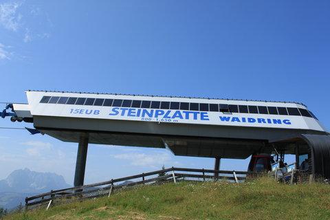 FOTKA - Triassic Park - Steinplatte Waidring 56