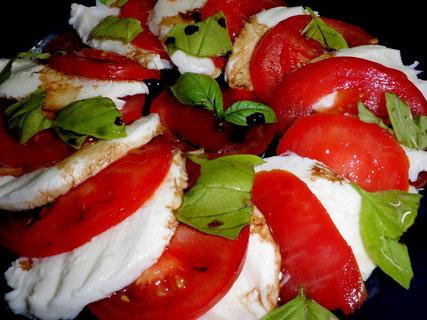 FOTKA - Caprese salát