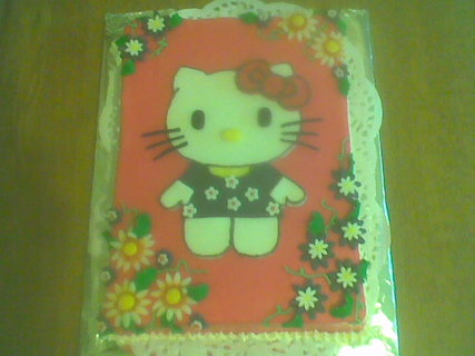 FOTKA - dort-HELLO KITTY