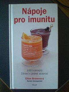 FOTKA - kniha Nápoje pro imunitu