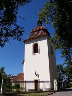 FOTKA - 28.8.12, kostel Sv. Pankráce (ul. Na Pankráci), Praha