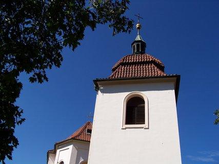 FOTKA - 28.8.12, kostel Sv. Pankráce, věž