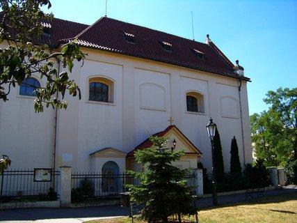 FOTKA - 28.8.12, kostel Sv. Pankráce, Praha 4