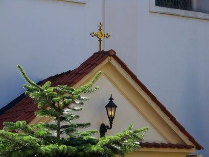 FOTKA - 28.8.12, vstup do kostela..