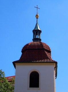 FOTKA - 28.8.12, věž kostela ..,,