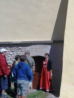 FOTKA - Svojanov na hradě