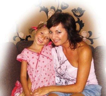 FOTKA - Dcera s Adélkou