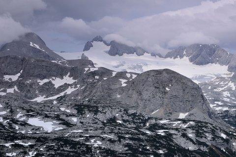 FOTKA - Dachsteinské ledovce