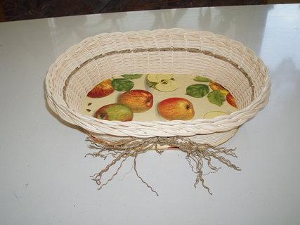 FOTKA - ošatka na jablíčka