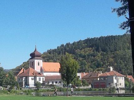 FOTKA - Bystřice pod Perštejnem.. kostel