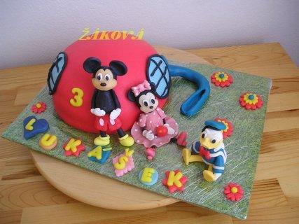FOTKA - Mickey klubík