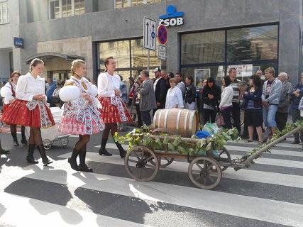 FOTKA - Slovácke slávnosti vína v Uherskom Hradišti4